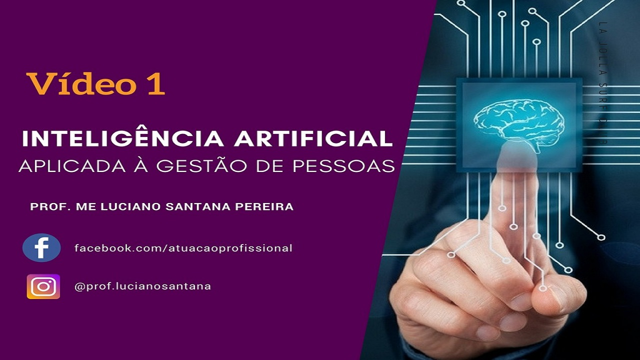 Vídeo 01 - Inteligência Artificial aplicada à GP