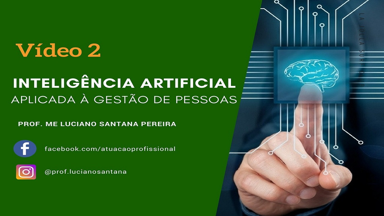 Vídeo 02 - Inteligência Artificial aplicada à GP