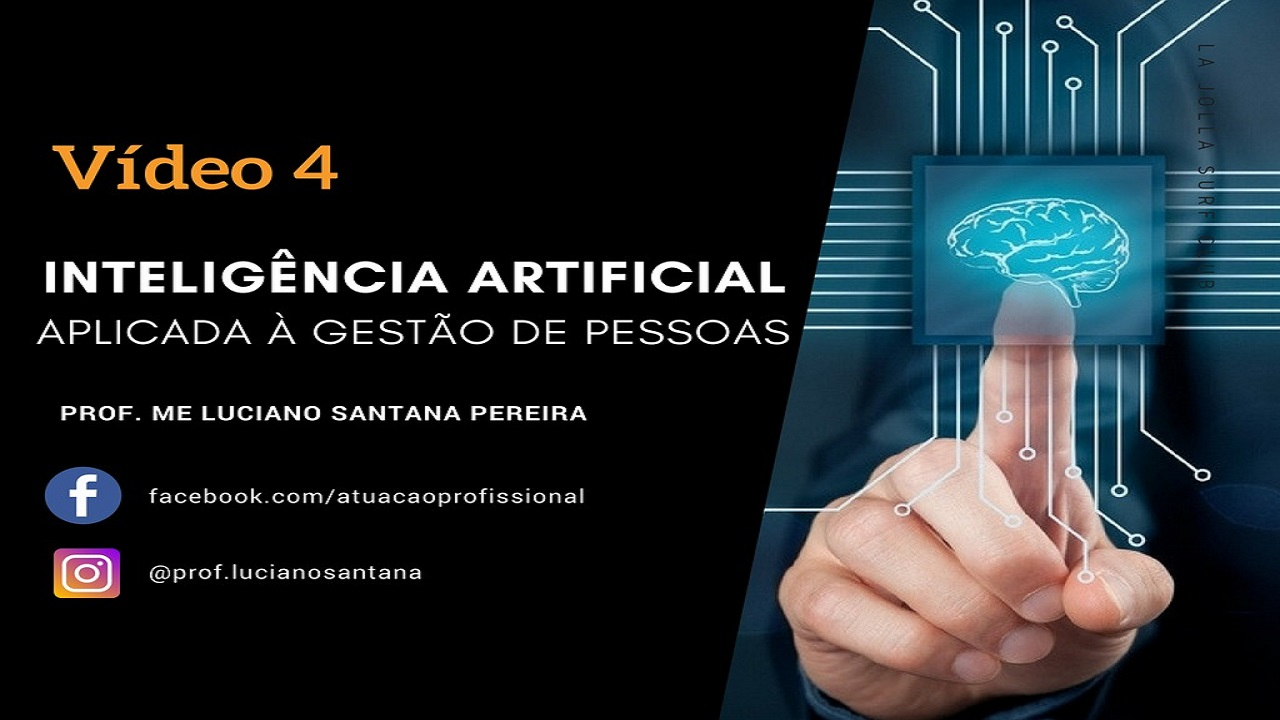 Vídeo 04 - Inteligência Artificial aplicada à GP