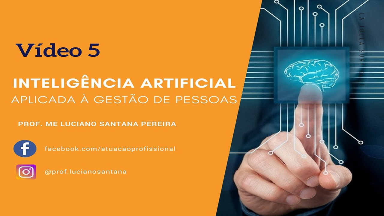 Vídeo 05 - Inteligência Artificial aplicada à GP