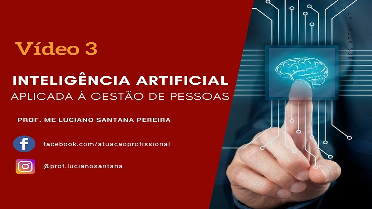 Vídeo 03 - Inteligência Artificial aplicada à GP
