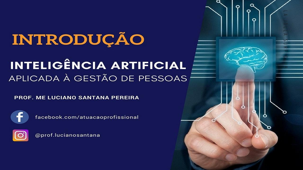 Introdução - Inteligência Artificial aplicada à GP