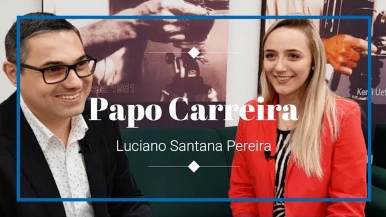 Papo Carreira com a Jornalista Lais Moser